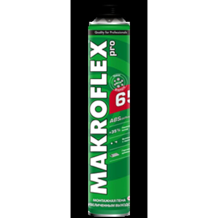 Пена монтажная профессиональная «Мakroflex ShakeTec 65» (850 мл) (10837-30)