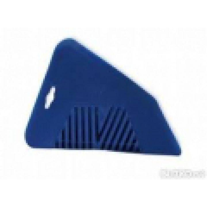 Color Expert: Шпатель прижимной для обоев. 28 см, синий, эргономичный (95881002)