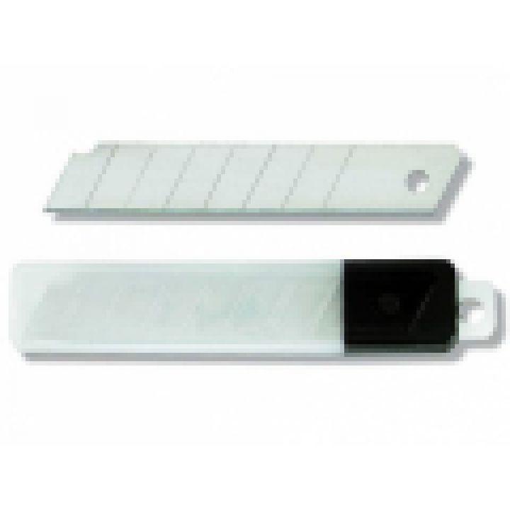 Color Expert: Запасные лезвия 18мм*0,4мм/10 шт, футляр (17059-30)