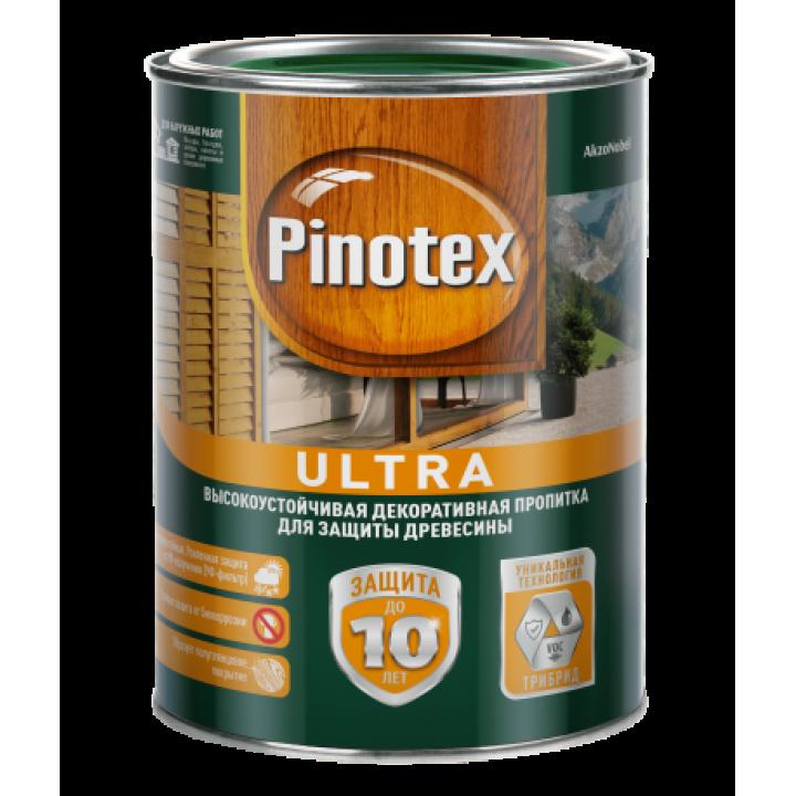 Пропитка Pinotex ULTRA Сосна 2,7л (5234372)