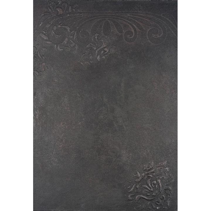 Черный металл трафарет (P-184)
