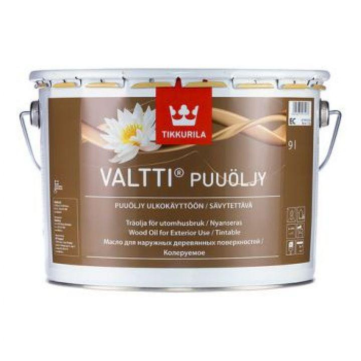 Масло VALTTI PUUOLJY EC 9л (15595-30)