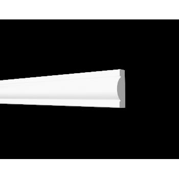 157 A/ Молдинг малый (30х13х2000 мм)/71, шт