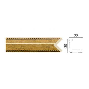 230-552/1/Угол (30х30х2400 мм)/42, шт