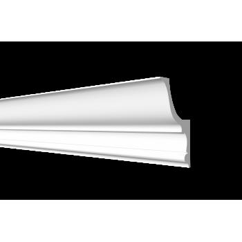 DD509/Карниз с отражателем (120х75x2000мм)/6, шт