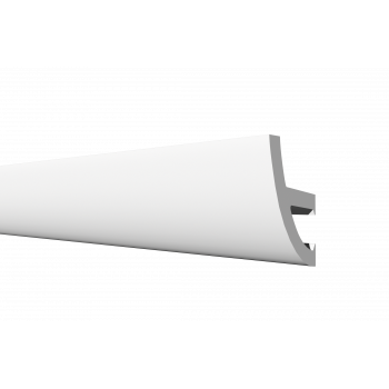 DD510/Карниз с отражателем (80х52x2000мм)/10, шт