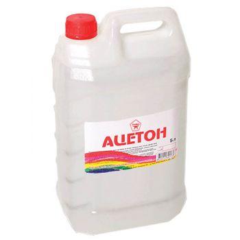 Ацетон 5л  (3,6 кг) ХимАвто