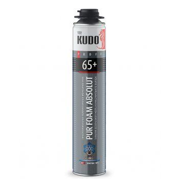 Пена полиуретановая монтажная KUDO PROFF 65+ARKTIKA