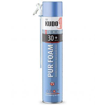 Пена полиуретановая монтажная бытовая всесезонная  KUDO HOME 30+
