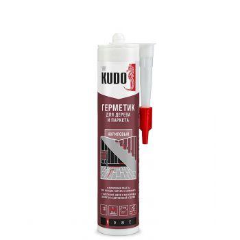 KUDO герметик акрил. для дерева и паркета сосна KSK 315 (280мл/6)