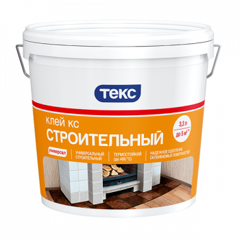 Клей КС Строительный УНИВЕРСАЛ 3,1л/5 кг
