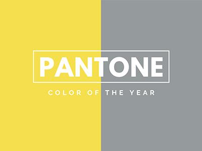 Цвета 2021 года по версии PANTONE®