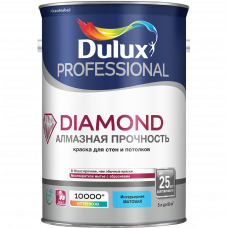Краска Dulux Trade Diamond Matt мат BC 4,5л