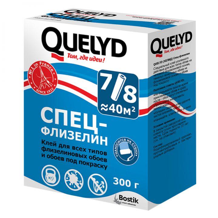 Клей Quеlyd флизелиновый 300г/30 (6790)