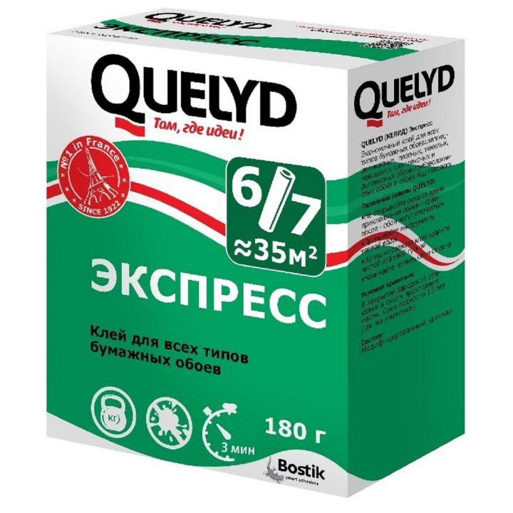 Клей Quеlyd экспресс 180г/36 (67928)