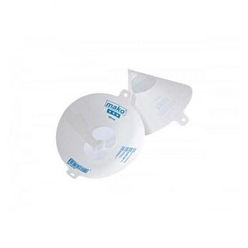 Одноразовый фильтр, картон, нейлоновая внутренная поверхность,  Ø 15,5 см