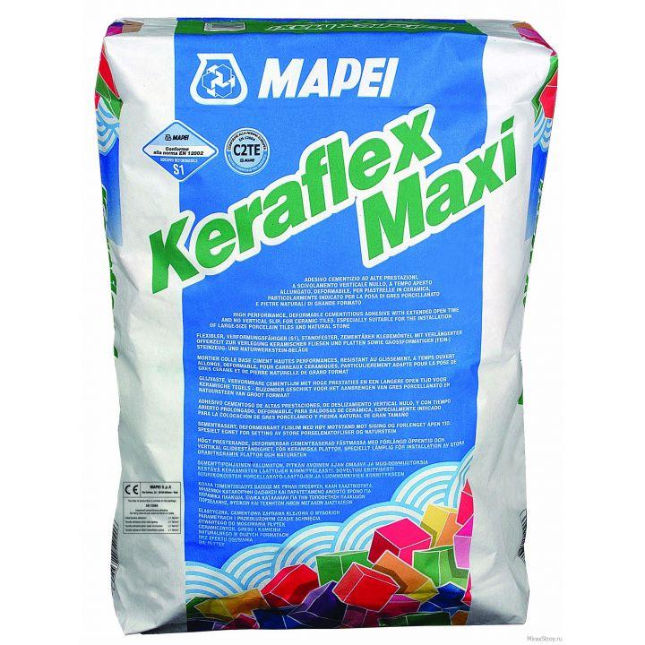KERAFLEX MAXI белый 25кг (1202025)