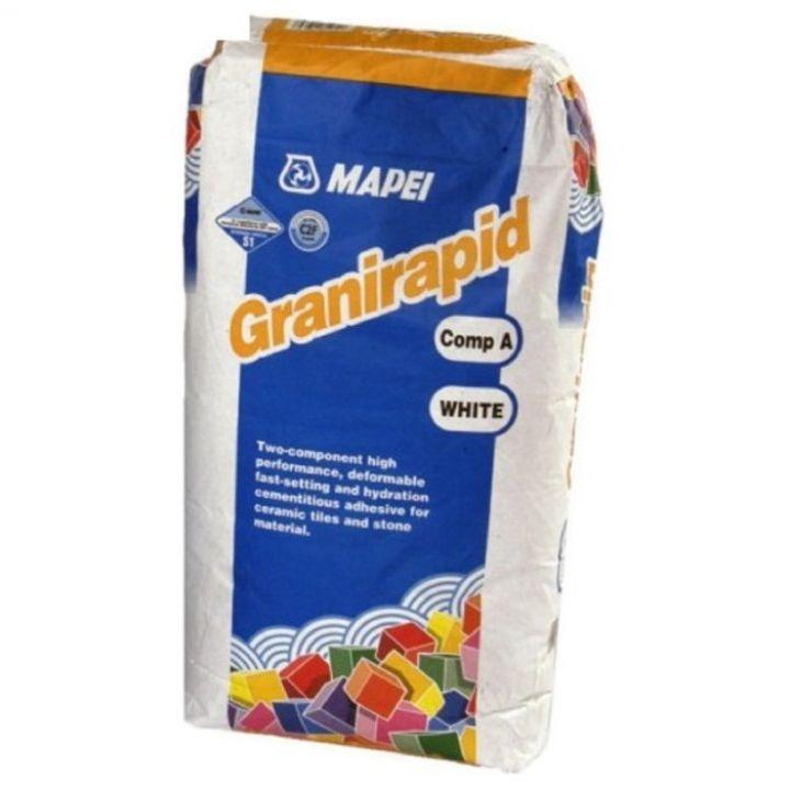 GRANIRAPID белый комп. A 22,5кг (140222)