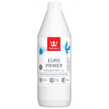 Грунтовка EURO PRIMER 0,9л